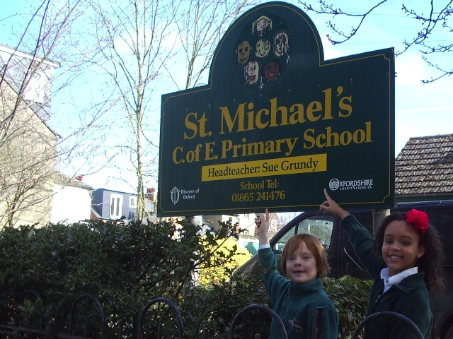Welcome to St Michael's CE Primary School